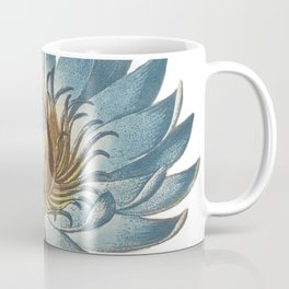 Blue Egyptian water lily Coffee Mug