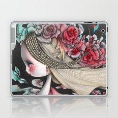 Flower Wind Laptop & iPad Skin