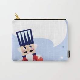 Tin soldier : Winter edition 2016 blue red Carry-All Pouch