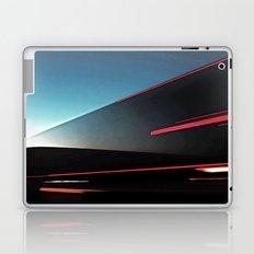 Lights Cutting Through the Sky Laptop & iPad Skin