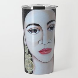 The Portuguese Earring 2 Travel Mug