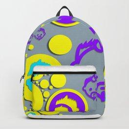 Logan logo color 1 Backpack