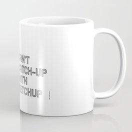 Ketchup Pride - Condiment Race Catsup Coffee Mug