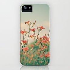 Orange Lilies  iPhone (5, 5s) Slim Case