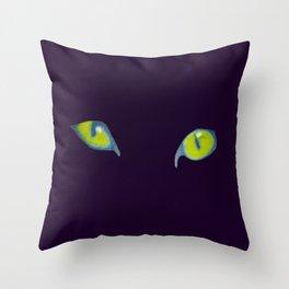 Chesire Throw Pillow