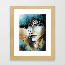 Cowboy Bebop - Spike Spiegel Framed Art Print