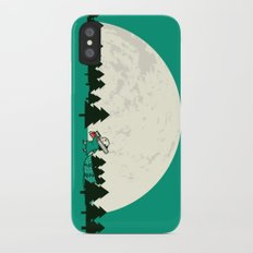 Christmas fell on Wednesday that year iPhone X Slim Case