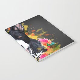 Black pup Notebook