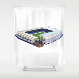 Goodison Park Shower Curtain
