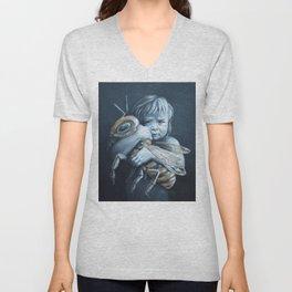 """""""Resilience"""" by Autumn Skye Art Unisex V-Neck"""