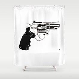 Gun #27 Shower Curtain