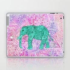 Elephant in Paisley Dream Laptop & iPad Skin