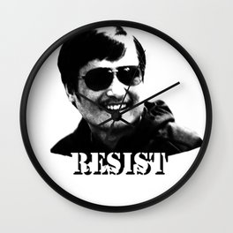 Chen Guangcheng RESIST  Wall Clock
