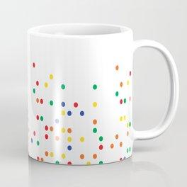Polka dot pattern Coffee Mug