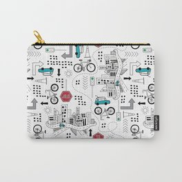 Beep Beep Carry-All Pouch