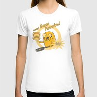 cooking T-shirts featuring Cooking Time by Perdita