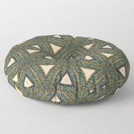 Anastasis Floor Pillow