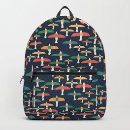 Vintage seagull Backpack