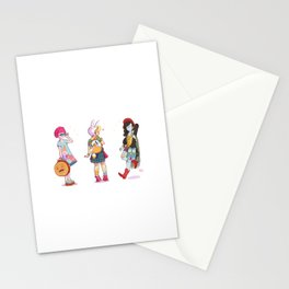 Personal Backpacks Stationery Cards