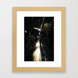 Athens VI Framed Art Print