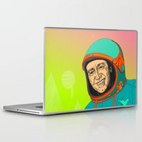 kevin russ Laptop & iPad Skins featuring Kevin Spacey by IvaDim