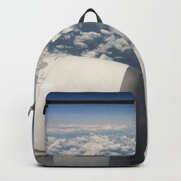 Plane view Backpack