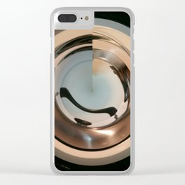 Life's Circles Clear iPhone Case