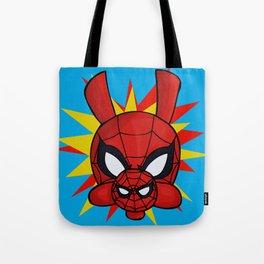 Spider-Ham Face Tote Bag