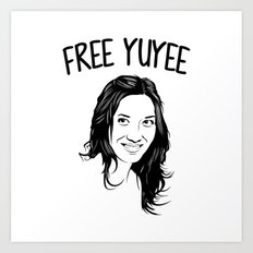 Free Yuyee Art Print