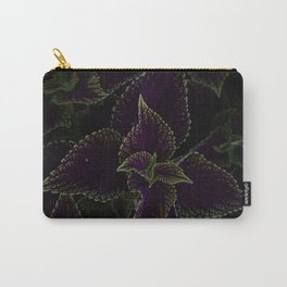 Violet ream Carry-All Pouch