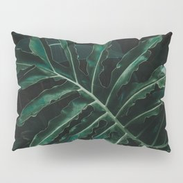 Leaf art Pillow Sham