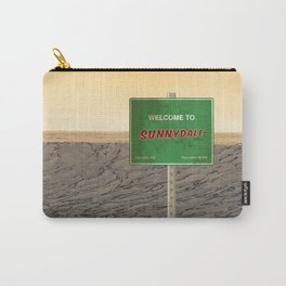 Welcome to Sunnydale Carry-All Pouch