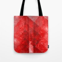 discount Tote Bags featuring Ruby Nebulæ by Aaron Carberry
