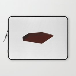 Abstract Re-Created Painting in Space Laptop Sleeve