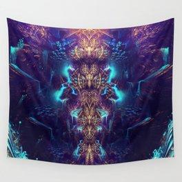 Crystal Magma Wall Tapestry