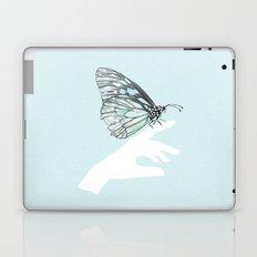a friend in my hand 3 Laptop & iPad Skin