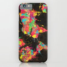 Psichedelic Continents Slim Case iPhone 6s