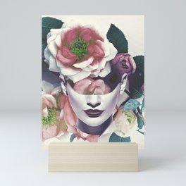 inner garden 2a Mini Art Print