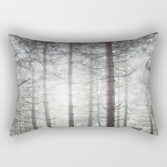 scary art Rectangular Pillow