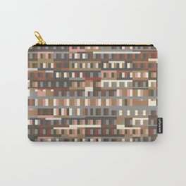 Beethoven Moonlight Sonata (Coffee Colours) Carry-All Pouch