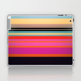 Sunset Stripes Laptop & iPad Skin