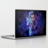 doctor Laptop & iPad Skins featuring Doctor ? by Sirenphotos