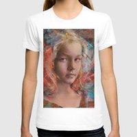 alice in wonderland T-shirts featuring Alice in wonderland by Joe Ganech