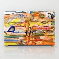 les mis iPad Cases featuring les siamois by sylvie demers
