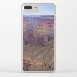 A Beautiful View Clear iPhone Case