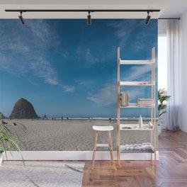 Haystack Rock, Cannon Beach Wall Mural