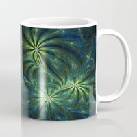 weed Mugs featuring Weed by Eli Vokounova