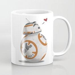 Droid Kisses Coffee Mug