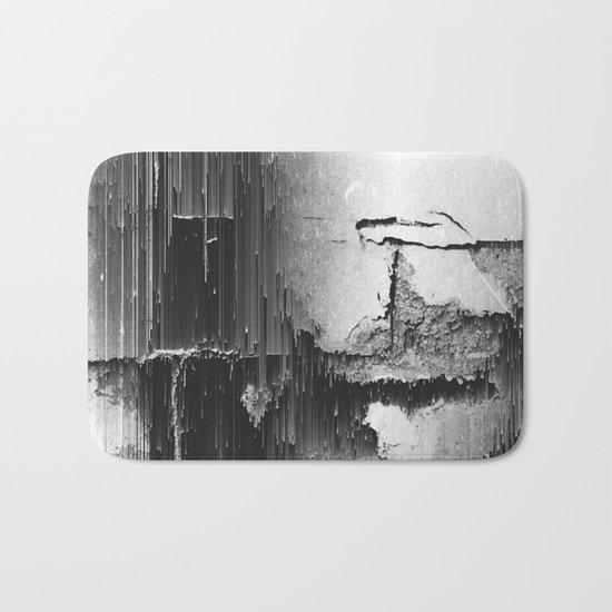 Crumbling Facade Bath Mat