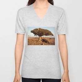 Socotra — dreams of the Lost Paradise Unisex V-Neck